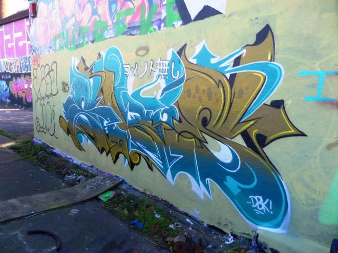 Elvs, Dean Lane, Bristol, November 2016