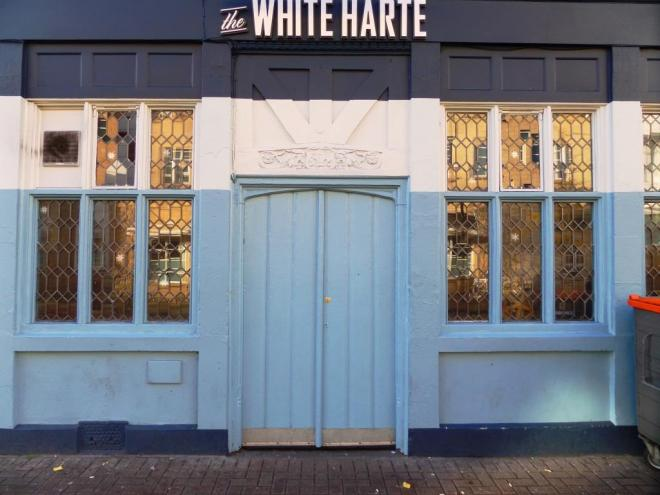 The White Harte, Bristol, November 2017