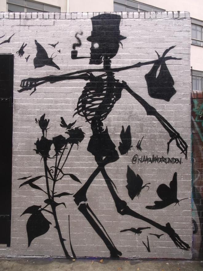 Klaas Van der Linden, Shoreditch, London, November 2018