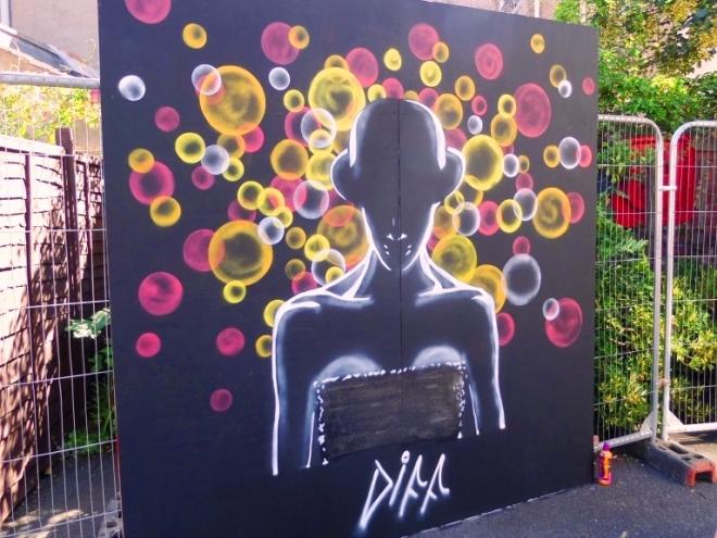 Diff, Upfest, Bristol, July 2016