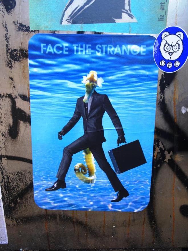 Face the Strange, Upfest, Bristol, July 2018