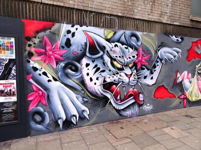 Smak, Nelson Street, Bristol, March 2019