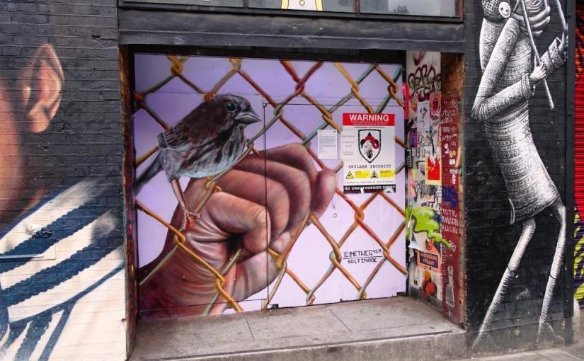 2180. Rivington Street, London,(8)