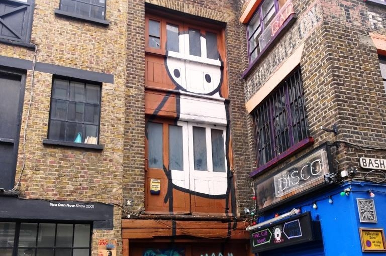 2150. Rivington Street, London(7)