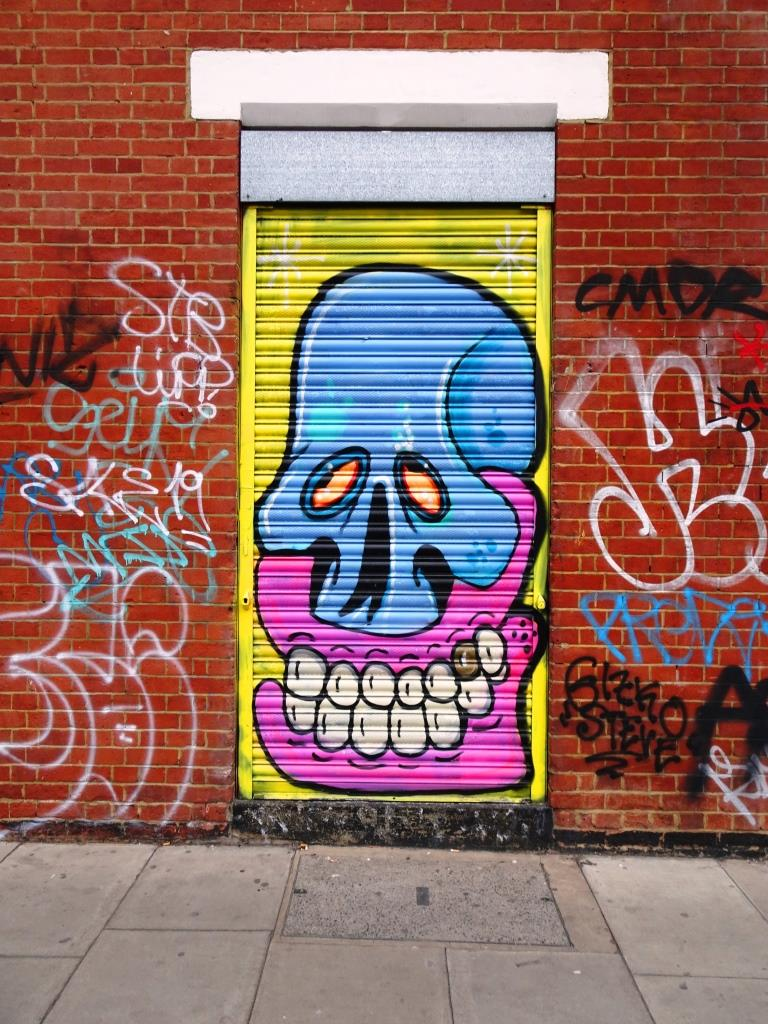 Sweet Toof, Shoreditch, London, April 2019