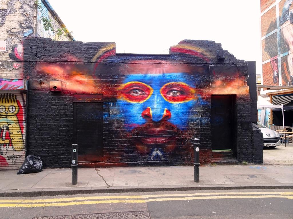 Dale Grimshaw, Hanbury Street, London, April 2019