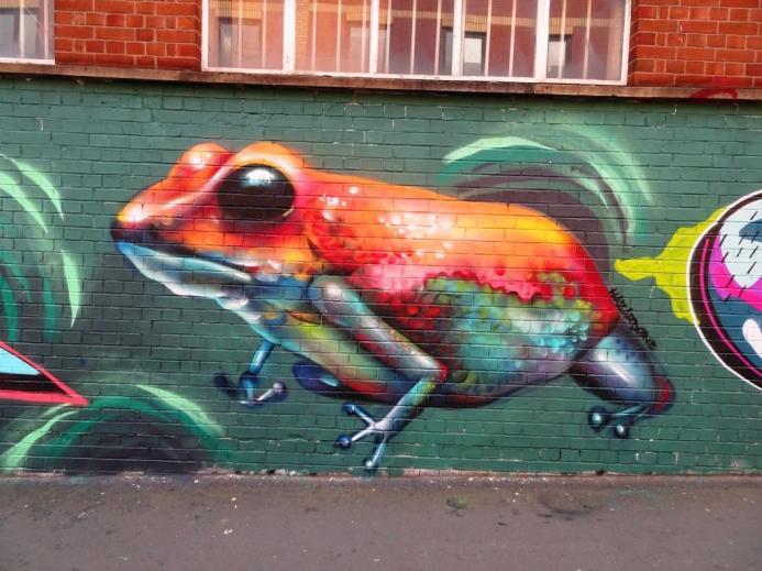 Hazard, Upper York Street, Bristol, April 2019
