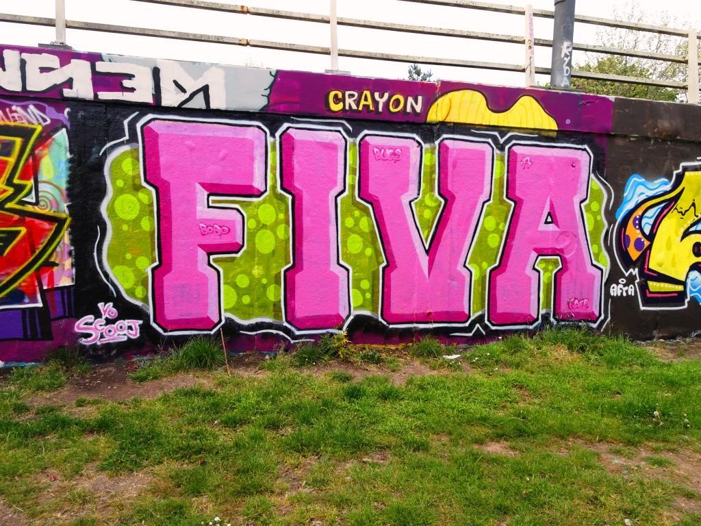 Fiva, M32, Bristol, April 2019