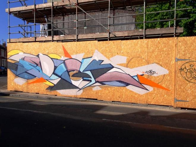 Epok, Mina Road, Bristol, May 2019
