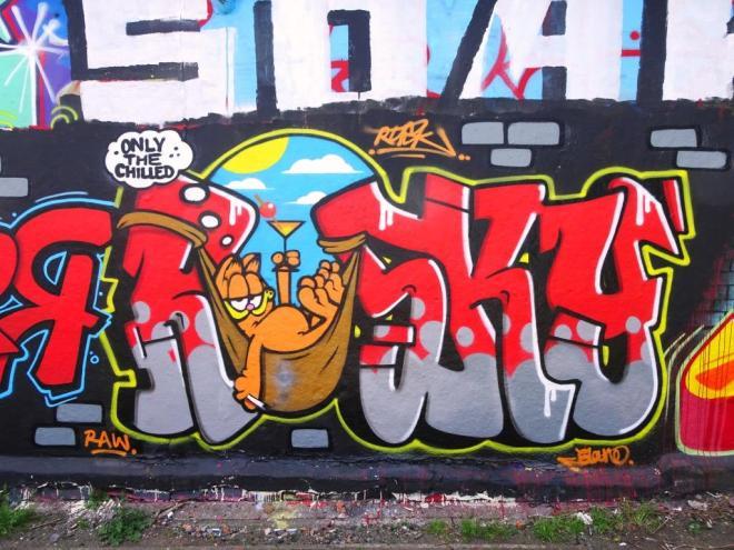 Rusk, Dean Lane, Bristol, May 2019