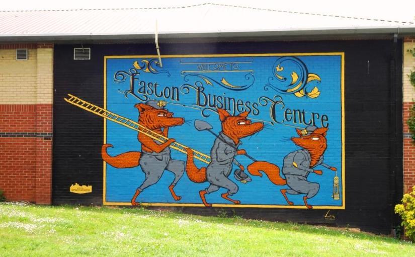 2251. Easton BusinessCentre