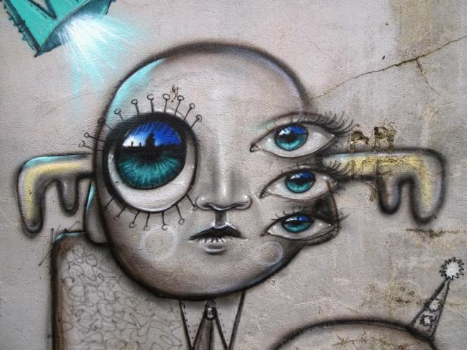 My Dog Sighs, Windmill Hill, Bristol, April 2019