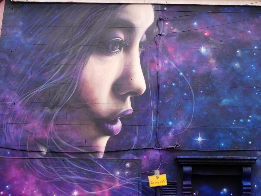 Kin Dose, Hebron Road, Bristol, June 2019