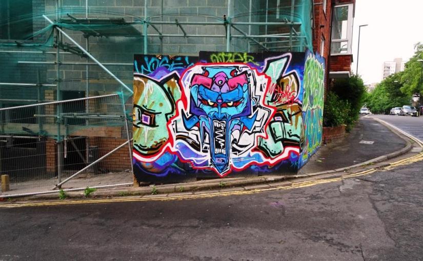 DNT, Thomas Street, Bristol, June 2019