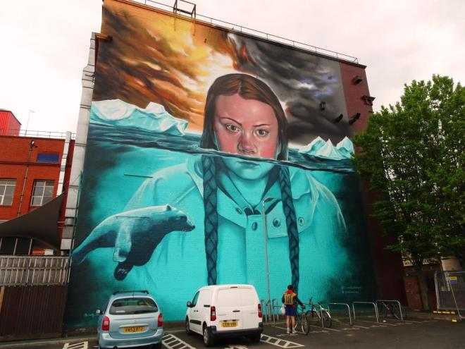 Jody, Upfest, Tobacco Factory, Bristol, June 2019