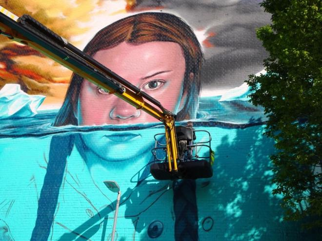 Jody, Upfest, Tobacco Factory, Bristol, May 2019