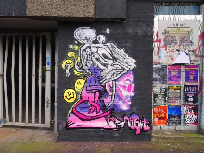 Nightwayss, Wilder Street, Bristol, May 2019