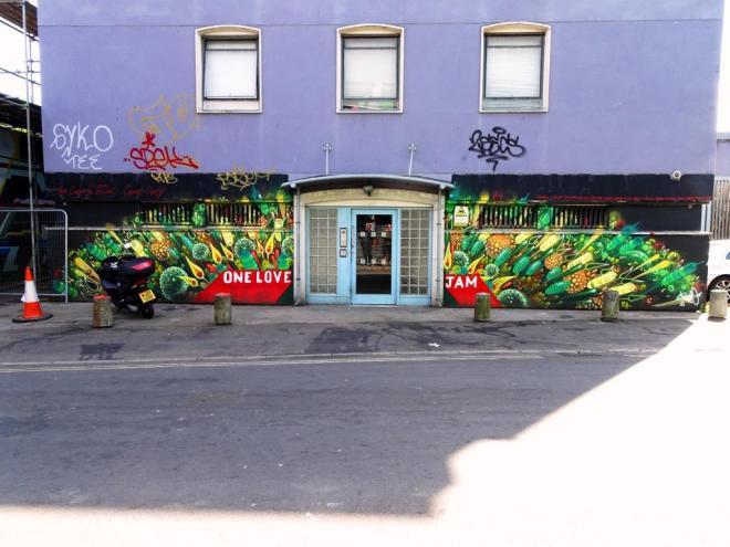 3Dom, Wilder Street, Bristol, July 2019