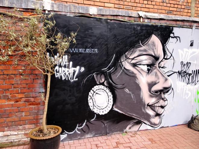 Deuz, Upfest, Bristol, July 2018