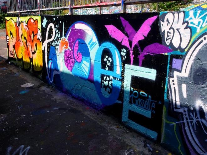 Cassette, Dean Lane, Bristol, August 2019