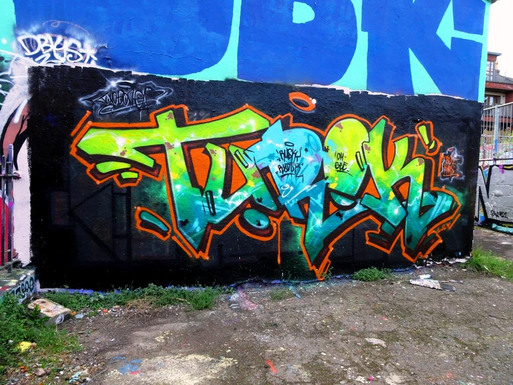 Turoe One, Dean Lane, Bristol, August 2019