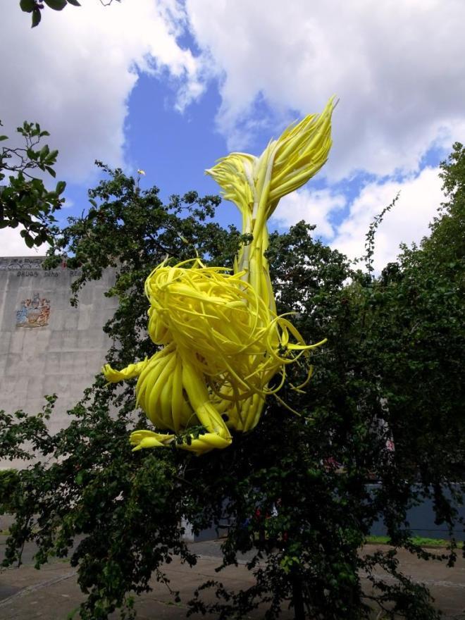 Duncan McKellar, High Street, Bristol, August 2019
