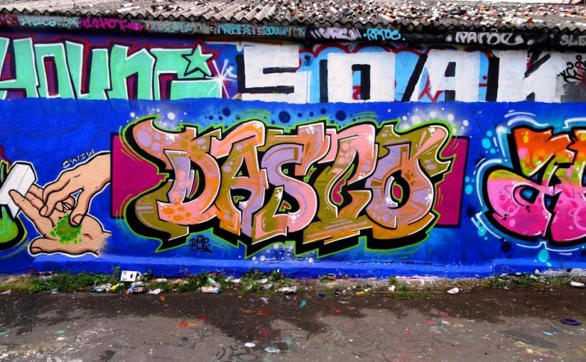Dasco, Deal Lane, Bristol, August 2019