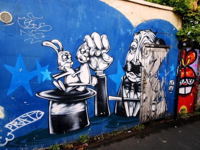 Sepr, St Mark's Avenue, Bristol, September
