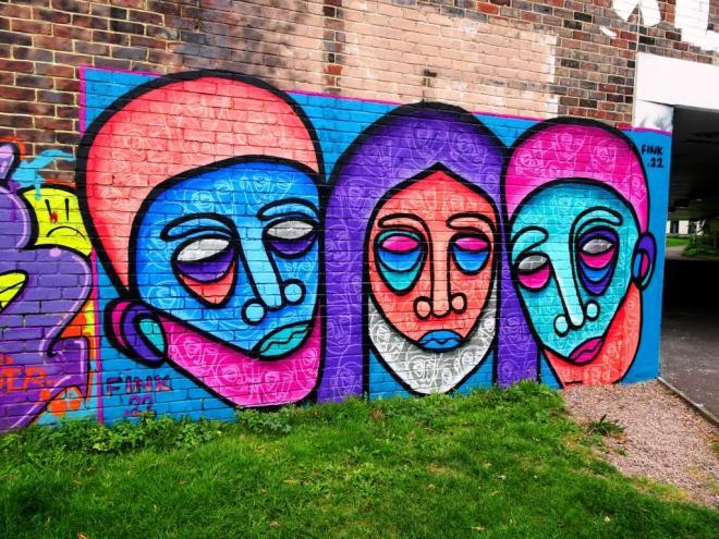 Fink, Paint Festival 2019, Cheltenham, Bristol, September 2019
