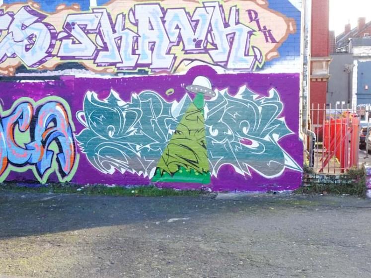 Elvs, Dean Lane, Bristol, December 2019