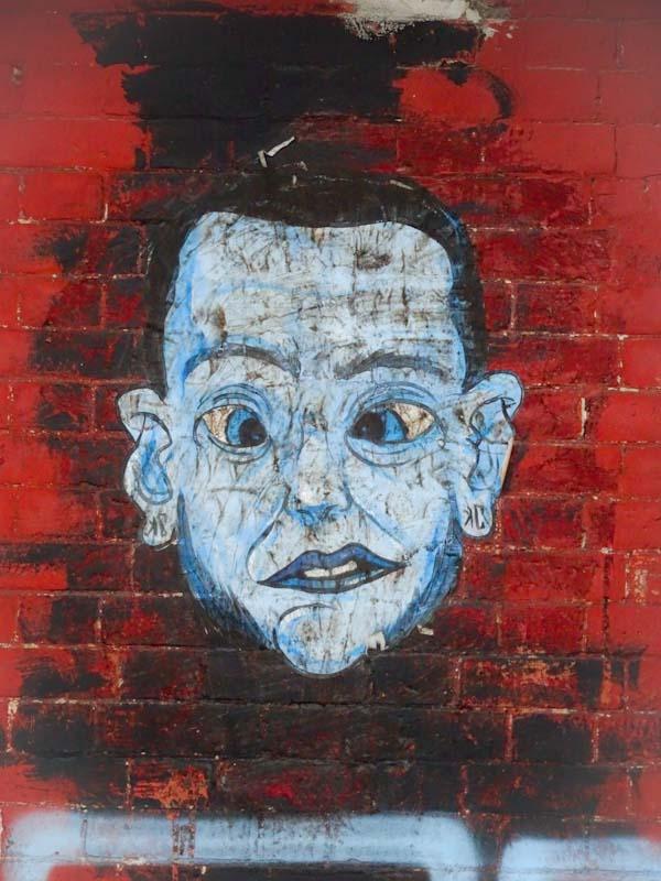 Kid Crayon, Dove Street, Bristol, December 2019