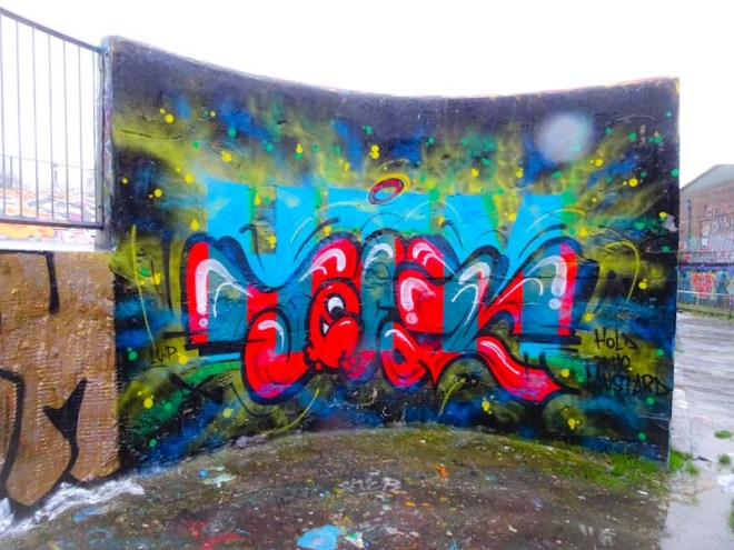 Decay, Dean Lane, Bristol, January 2020