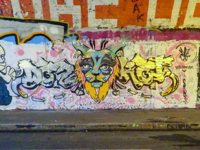 Daz Cat, St Werburghs, Bristol, January 2020