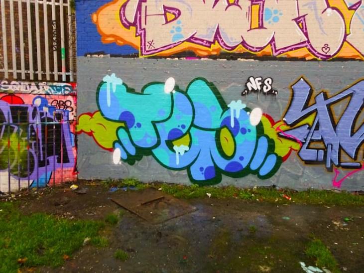 Slim Pickings, Dean Lane, Bristol, January 2020