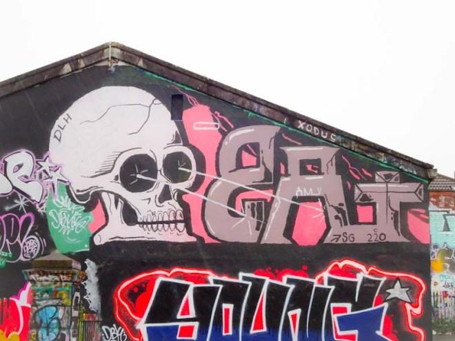 Taboo, Dean Lane, Bristol, January 2020