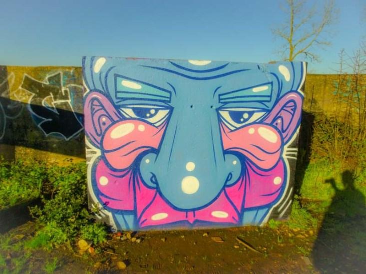 Slakarts, Purdown HAA Battery, Bristol, January 2020
