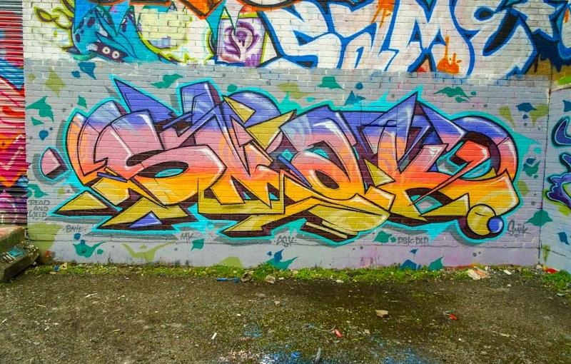 Smak, L Dub, Bristol, January 2020