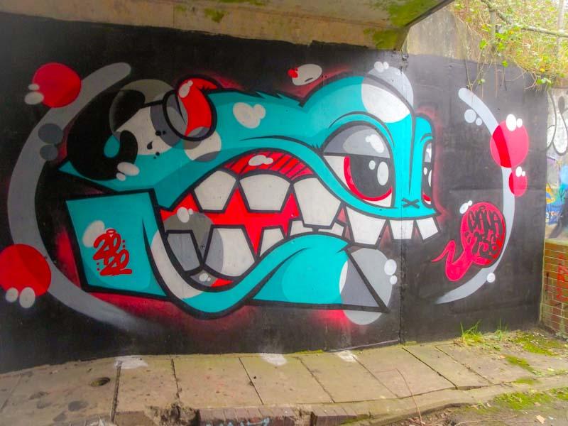 Flava136, L Dub, Bristol, January 2020
