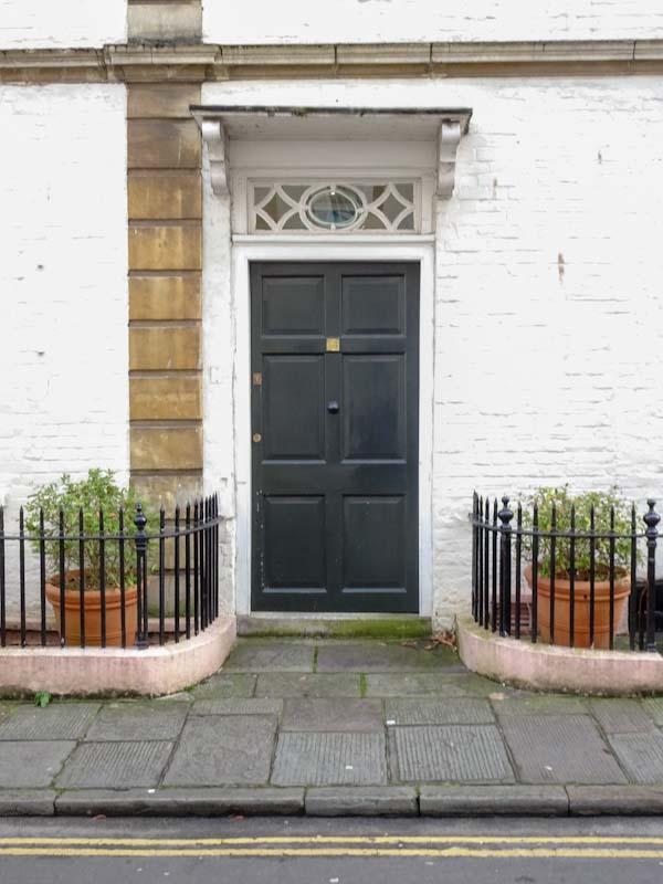 Door, Bristol, December 2019