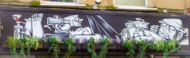 Sepr, Gloucester Road, Bristol, February 2020