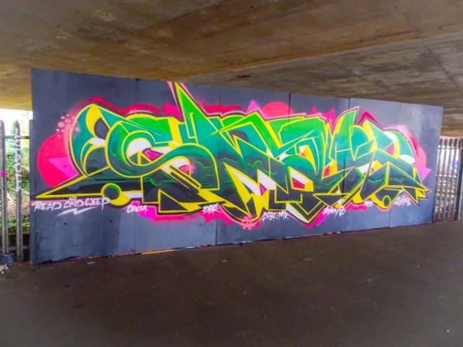 Smak, M32 Spot, Bristol, February 2020
