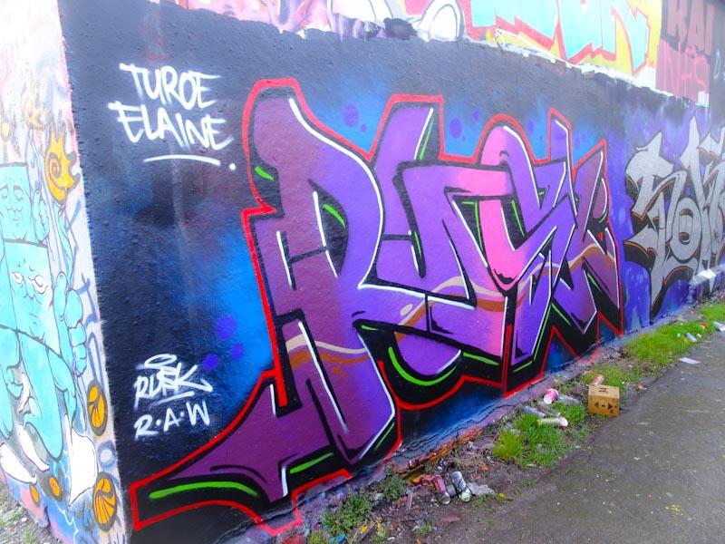 Rusk, Dean Lane, Bristol, March 2020