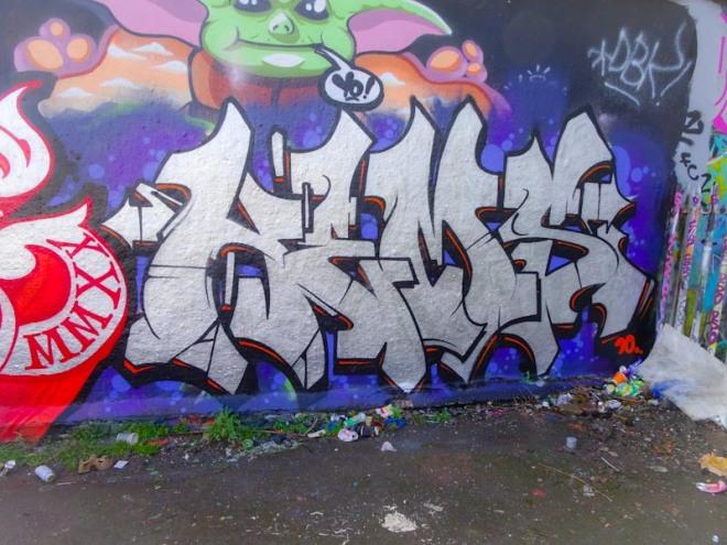 Hemper, Dean Lane, Bristol, March 2020