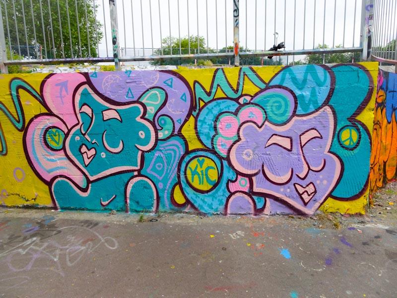 Tasha Bee, Dean Lane, Bristol, June 2019