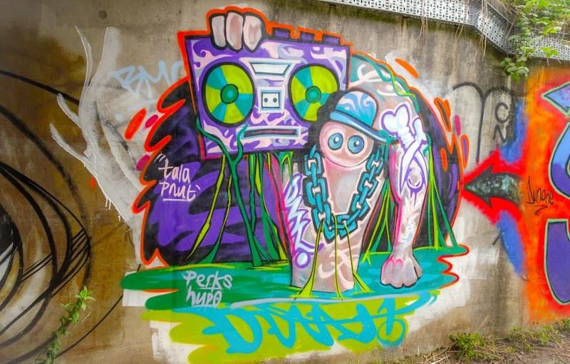Dun Sum, L Dub, Bristol, July 2019