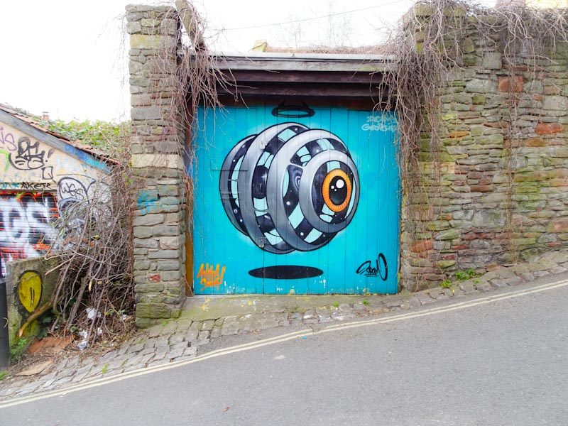 3Dom, Brook Hill, Bristol, March 2020
