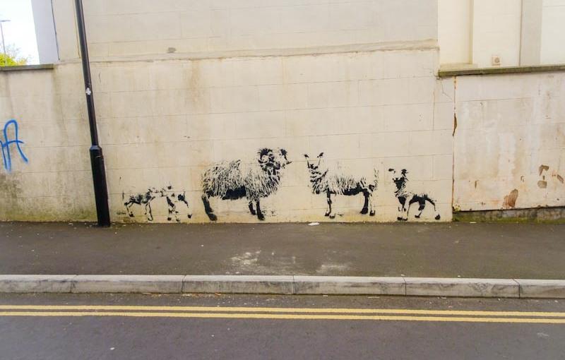 Stewy, Cooperage Lane, Bristol, March 2020
