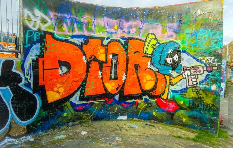 Dtor, Dean Lane, Bristol, March 2020