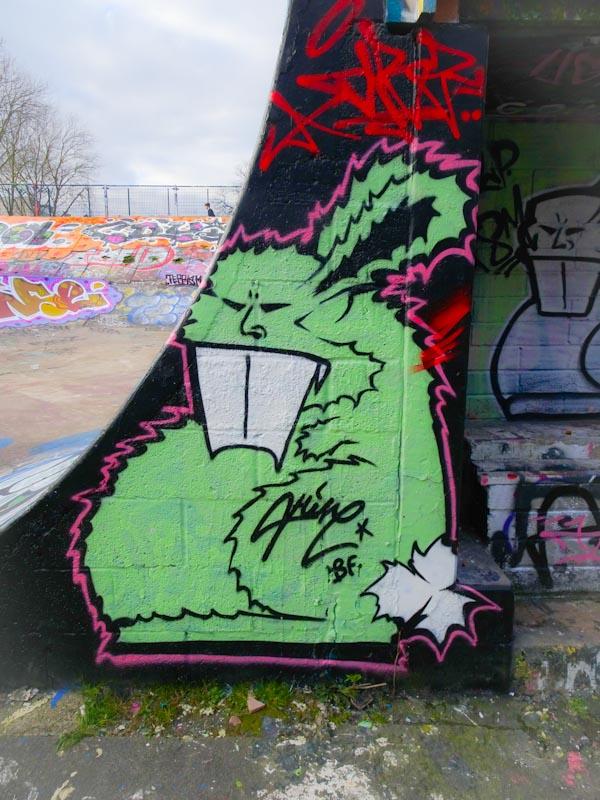 Hire, Dean Lane, Bristol, March 2020