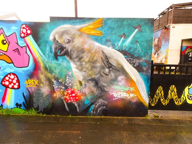 Aspire, Alfred Road, Bristol, March 2020